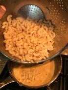 Add Cooked Noodles